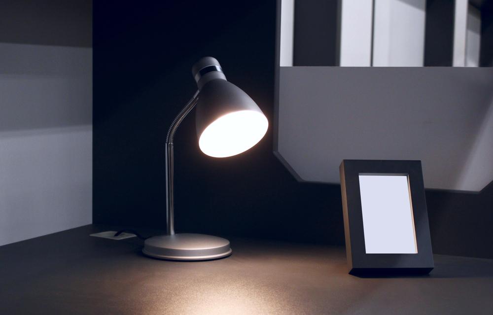 grote tafellamp